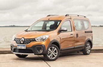 Renault lanzó el Kangoo para pasajeros