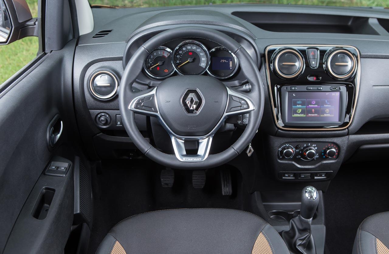 Interior Nuevo Renault Kangoo Stepway