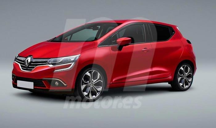 ¿Será así el próximo Renault Clio?
