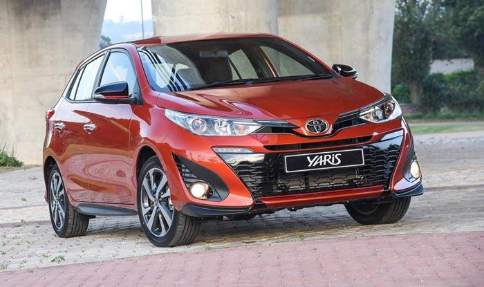 Más detalles sobre el inminente Toyota Yaris regional