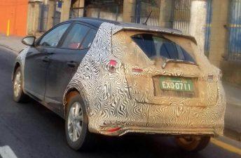 El nuevo Toyota Yaris, a prueba en Brasil