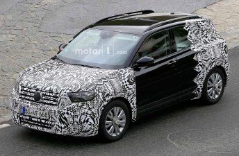 Nuevas imágenes del Volkswagen T-Cross