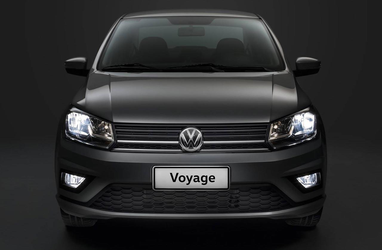 Nuevo Volkswagen Voyage