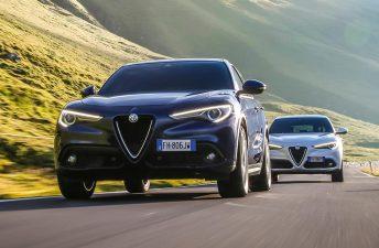 Arrancó la preventa de los Alfa Romeo Giulia y Stelvio