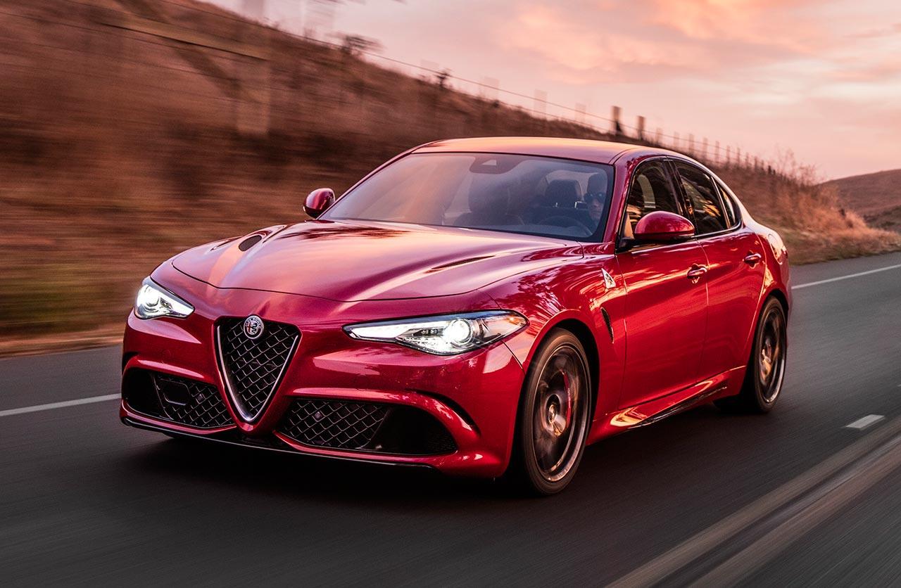 Llegó el Alfa Romeo Giulia