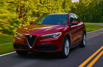 Alfa Romeo Stelvio, a la venta en Argentina