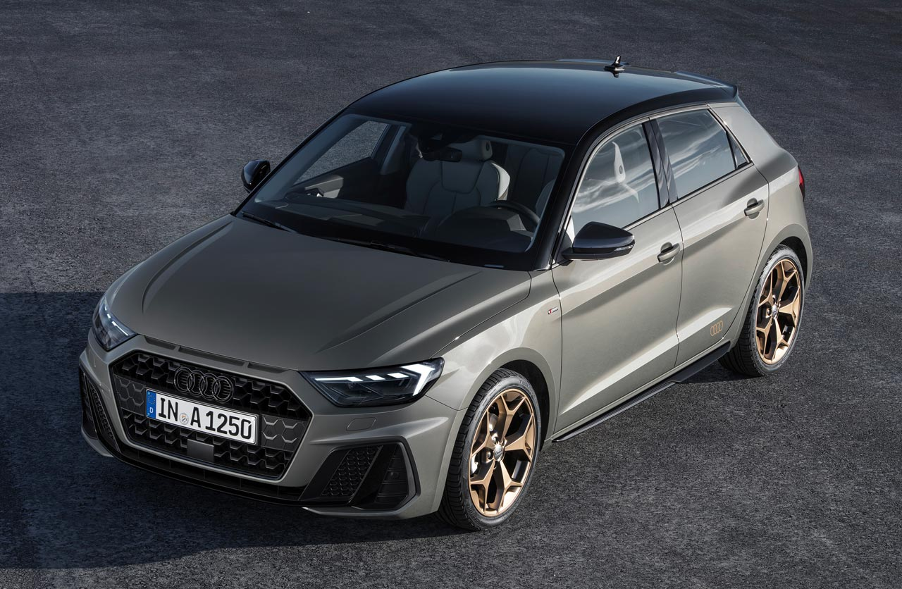 todo sobre el nuevo audi a1 2019 mega autos. Black Bedroom Furniture Sets. Home Design Ideas