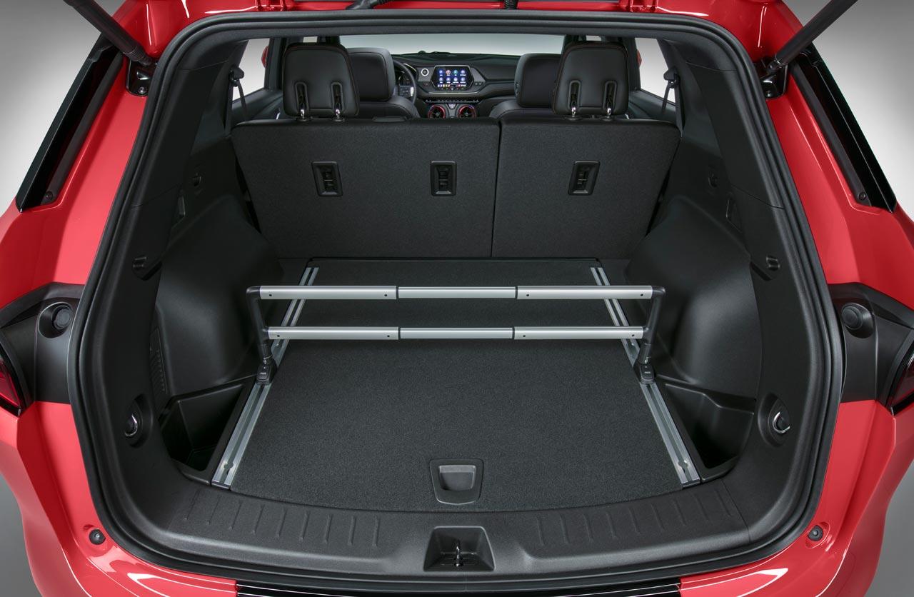 Baúl Chevrolet Blazer 2019