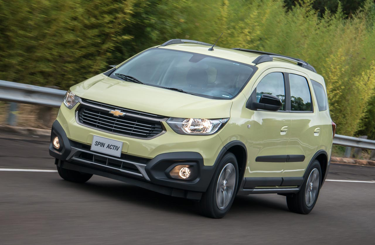 restyling Chevrolet Spin