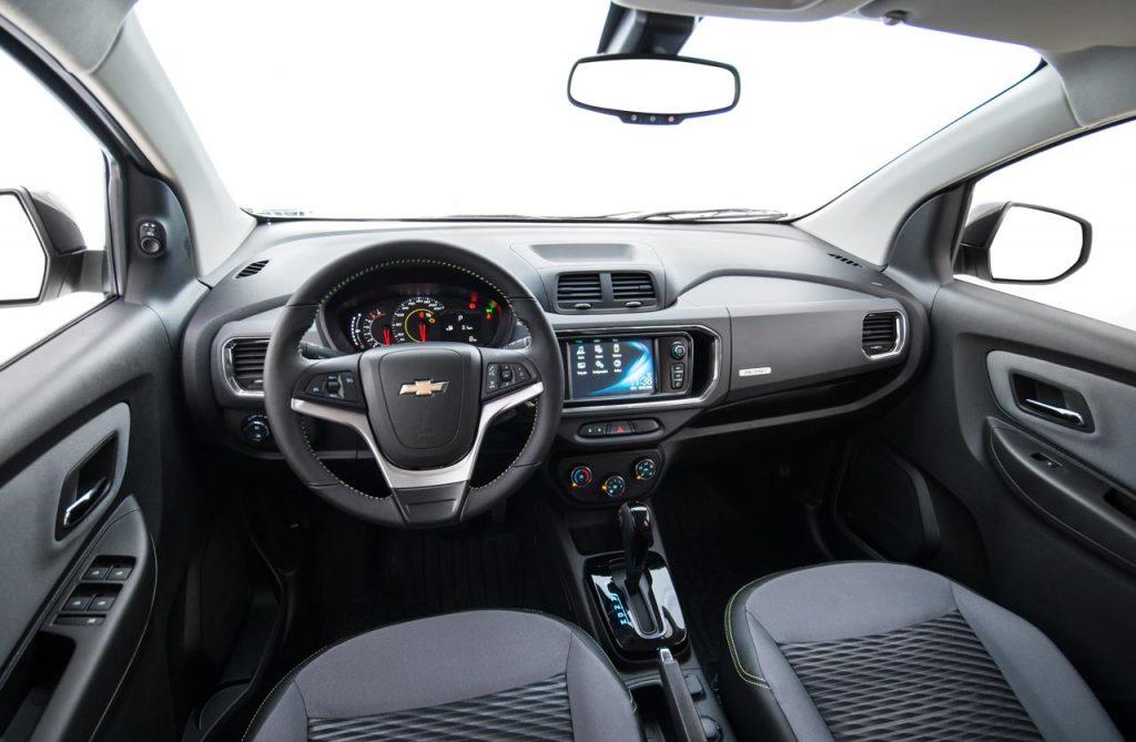 Chevrolet Spin 2019 Activ Interior Mega Autos