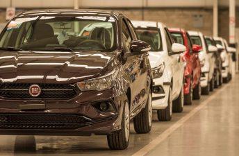 El Fiat Cronos ya superó las 30.000 unidades producidas