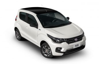 Fiat Mobi, también con look deportivo