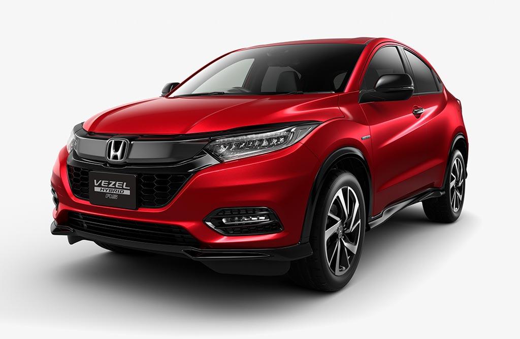 Las próximas novedades del Honda HR-V