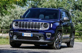 Así es el renovado Jeep Renegade