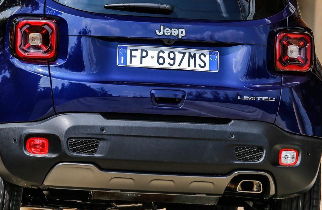 Jeep Nuevo Renegade 2019 Porton Mega Autos