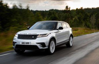 Preventa para el Range Rover Velar en Argentina