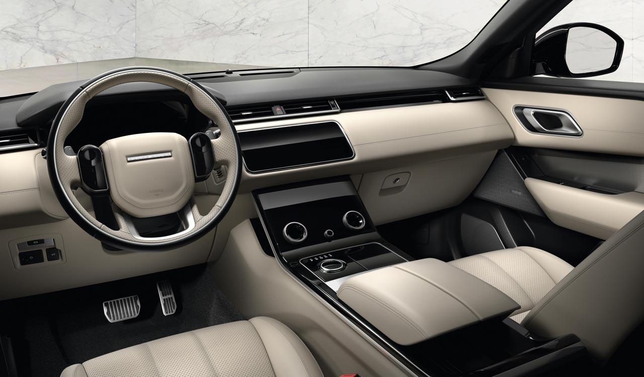 Interior Range Rover Velar