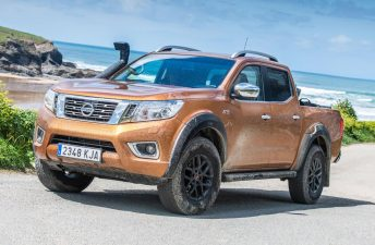 Off-Roader AT32, la Nissan Frontier más extrema