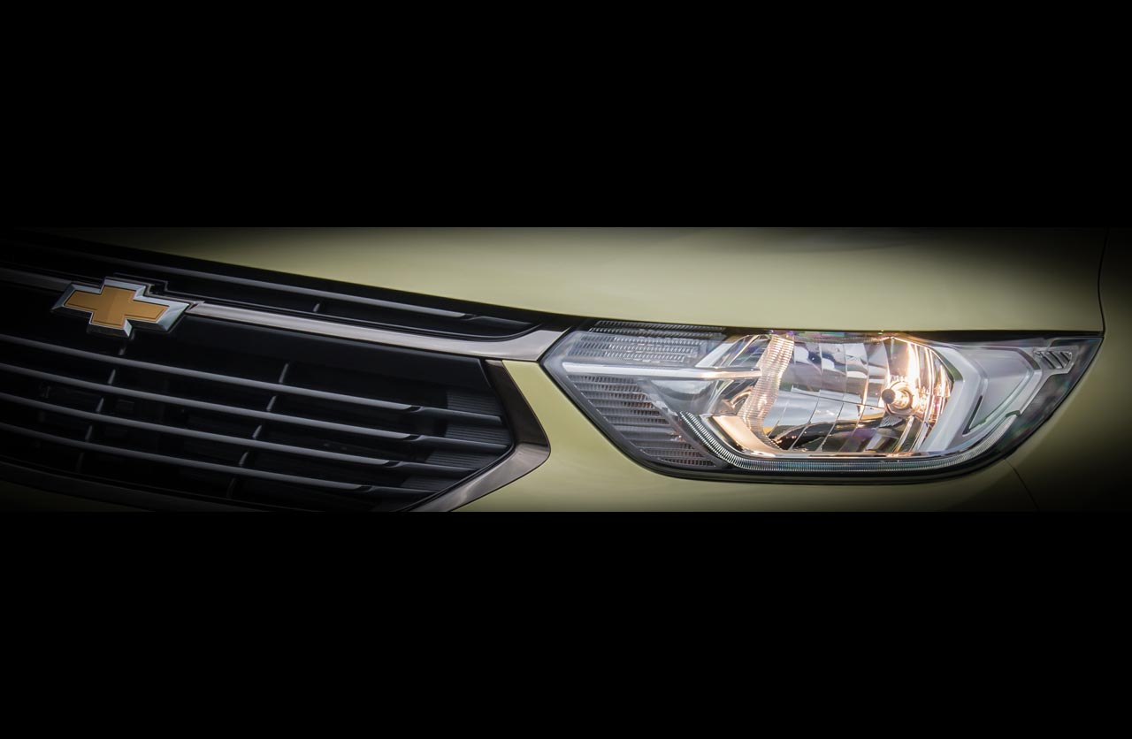 Chevrolet anticipa el restyling de la Spin