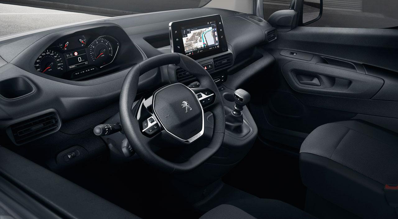 i-Cockpit Nuevo Peugeot Partner