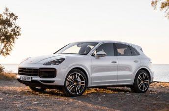 Porsche lanzó el nuevo Cayenne en Argentina