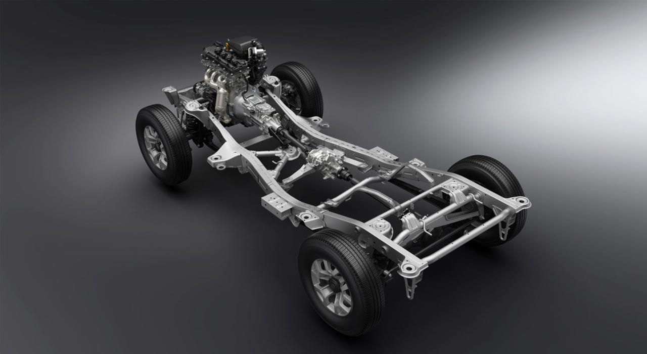 Chasis Nuevo Suzuki Jimny