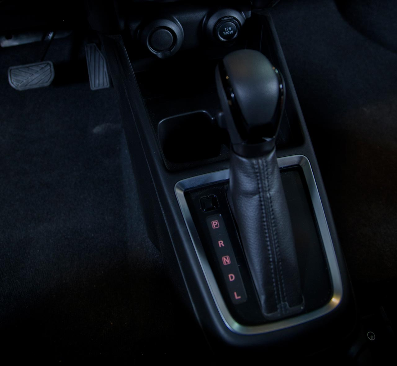Caja automática CVT Nuevo Suzuki Swift