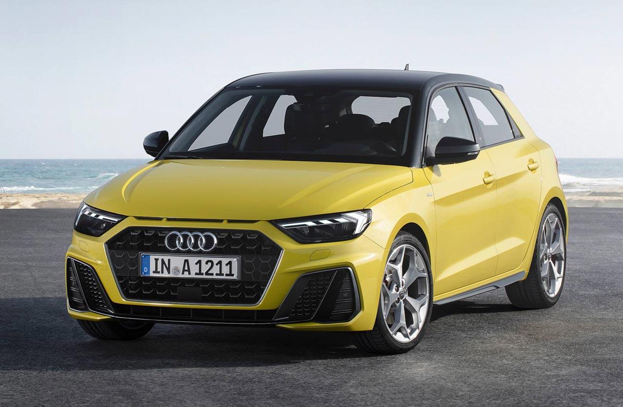 Nuevo Audi A1 2019