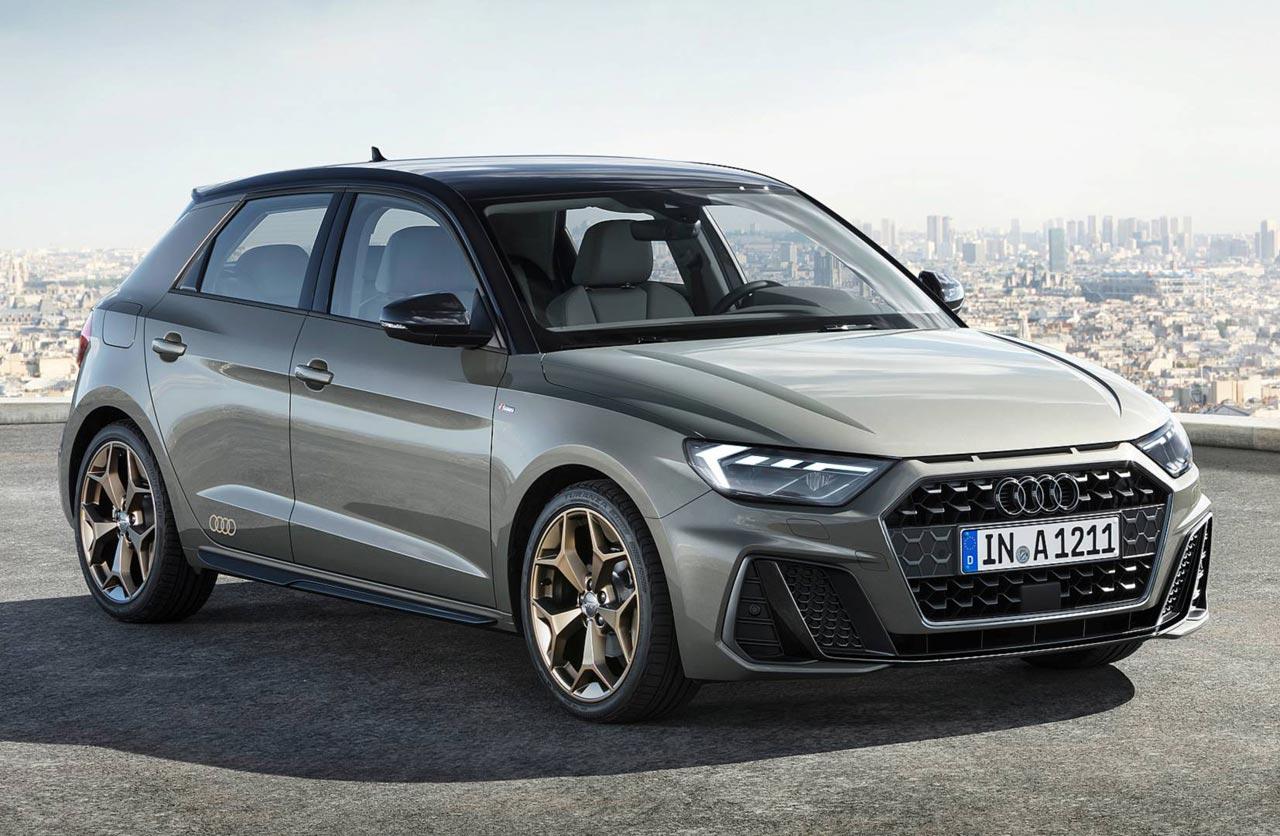 Segunda generación Audi A1
