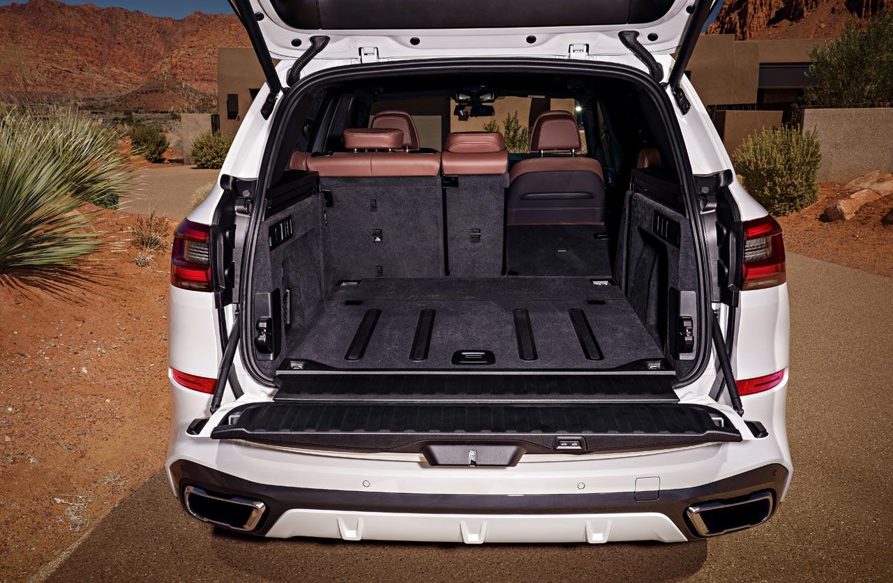 Baúl BMW X5