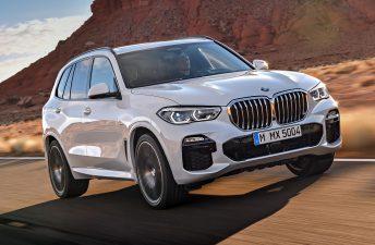 Con ustedes, el nuevo BMW X5