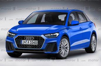 Anticipo de la nueva generación del Audi A1