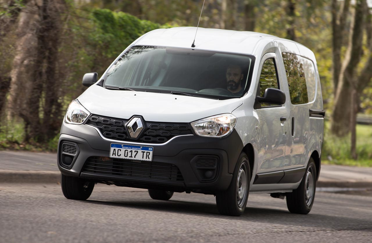 Las aptitudes para el trabajo del nuevo Renault Kangoo