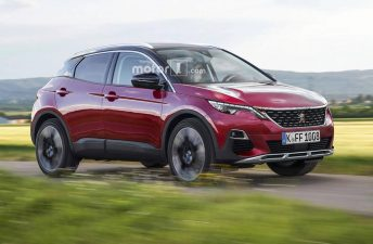 Anticipan el inédito Peugeot 1008