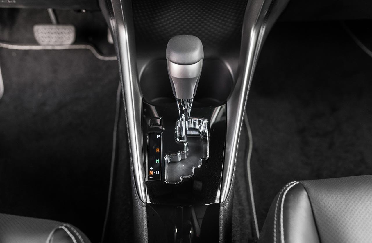 caja automática Toyota Yaris 2019