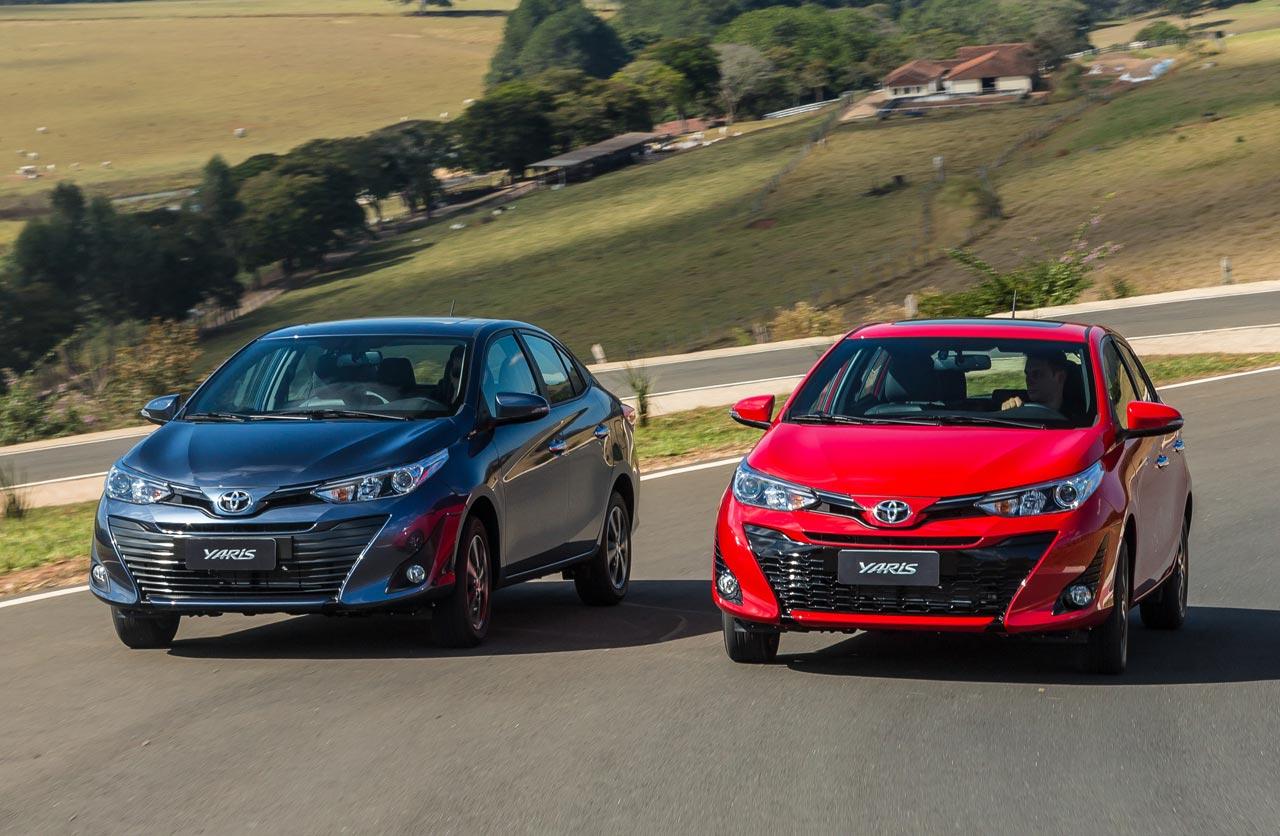 Nuevo Toyota Yaris 2019