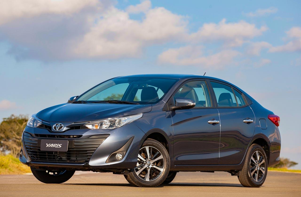 Toyota Yaris sedán 2019