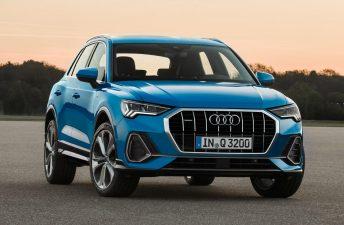 Así es la segunda generación del Audi Q3