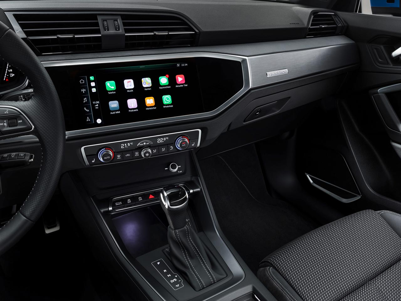 Interior Audi Q3 2019