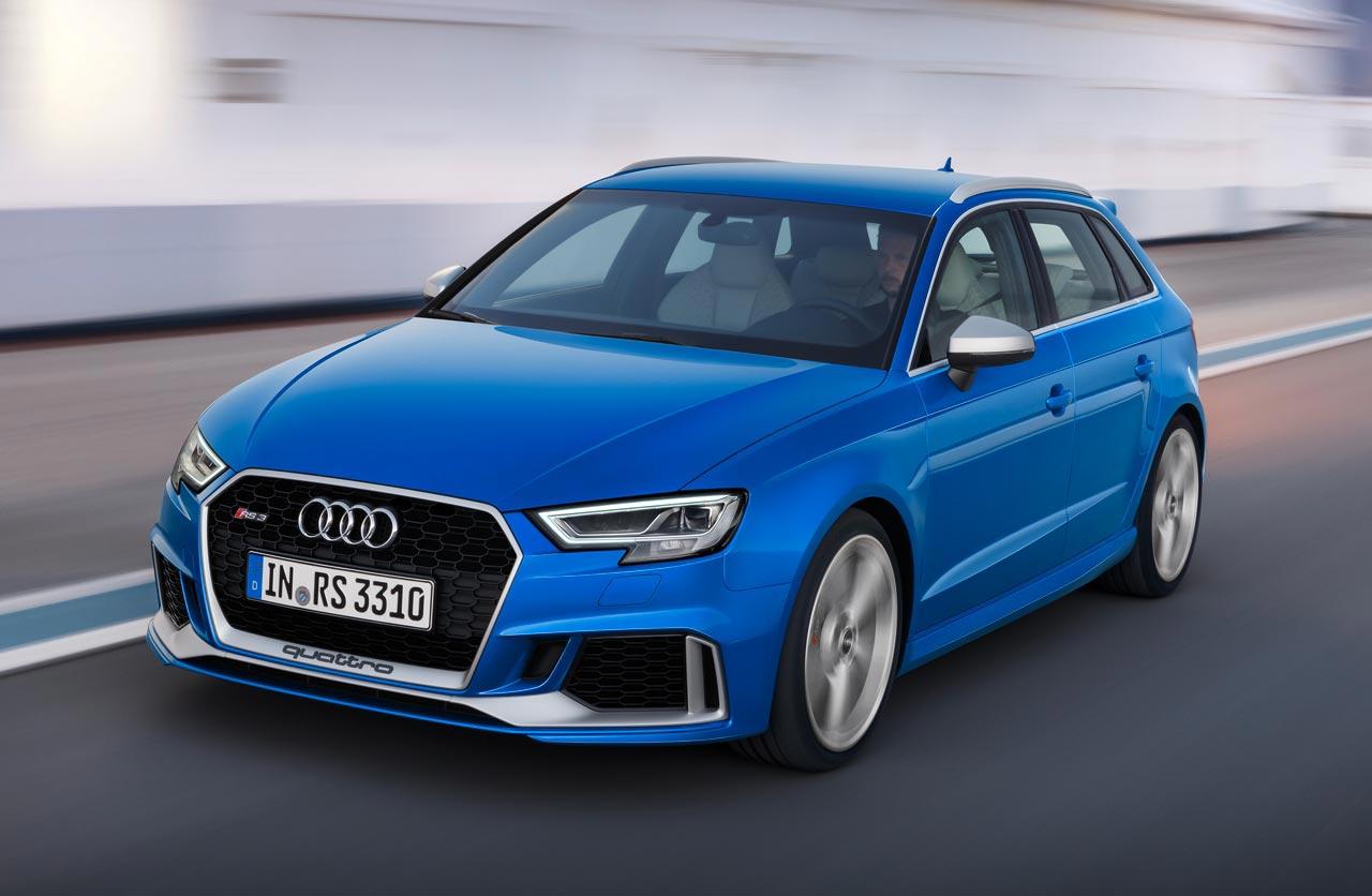 Audi lanzó el RS 3 en Argentina
