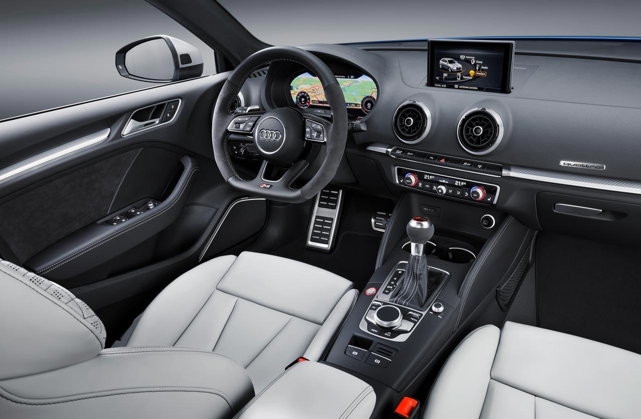 Interior Audi RS3