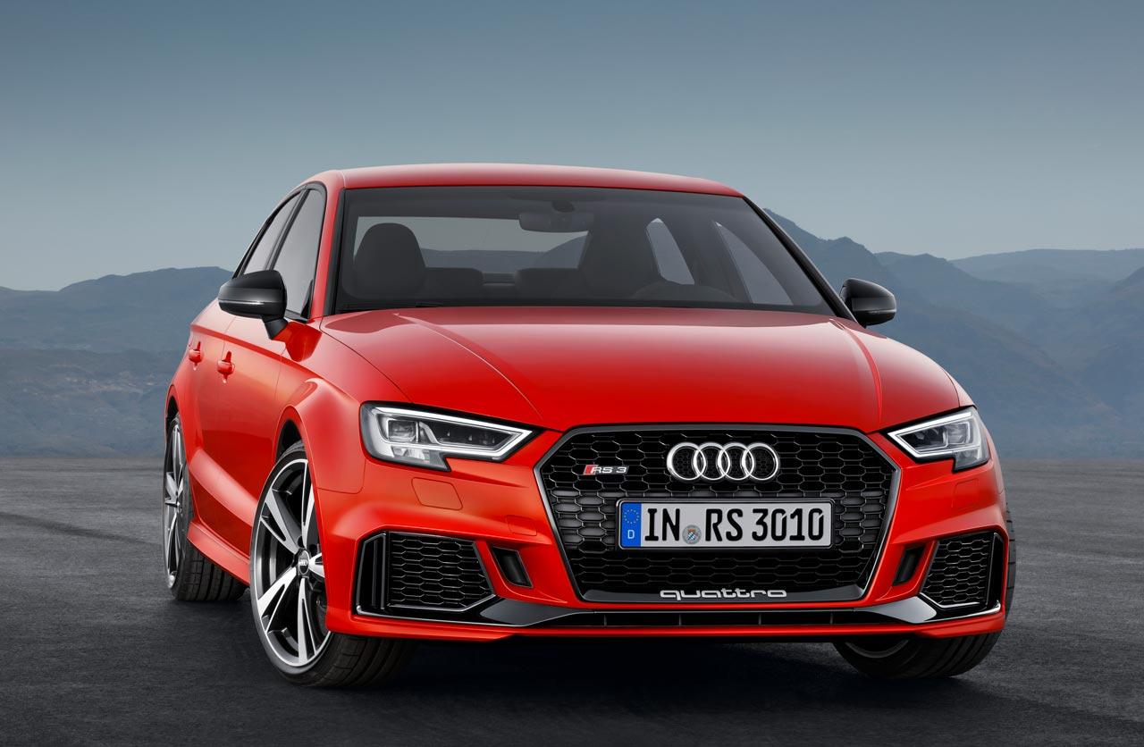 Audi RS3 Sedán