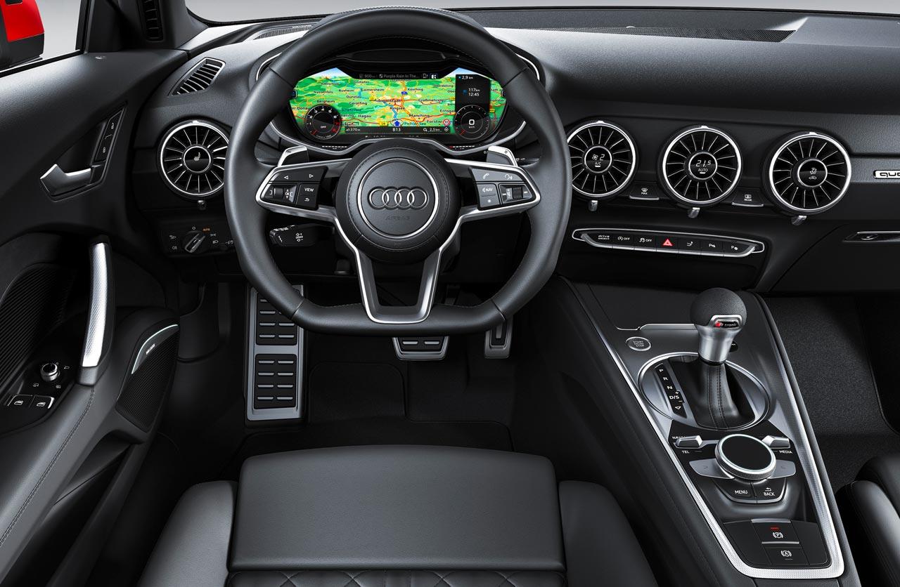 Interior Audi TT 2019