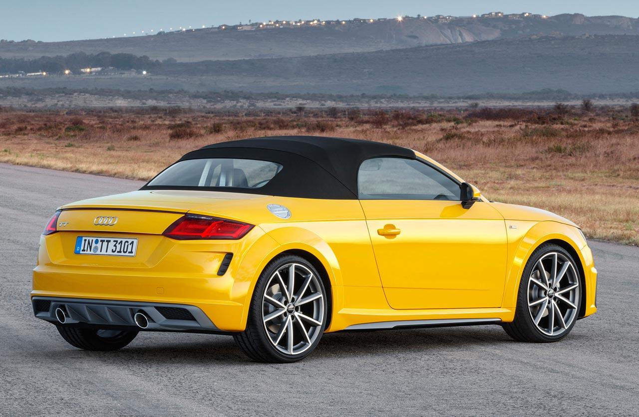 Nuevo Audi TT Roadster