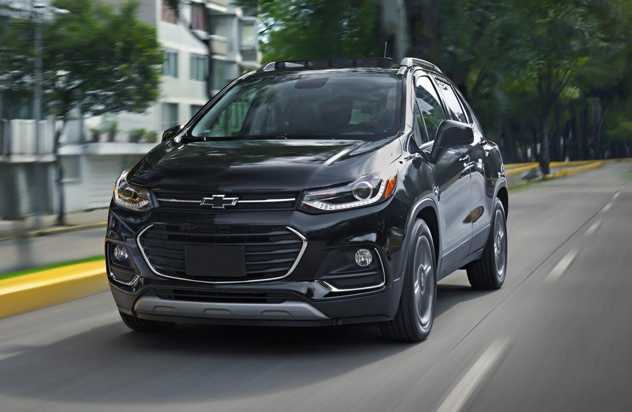 La propuesta Midnight llegó a la Chevrolet Tracker