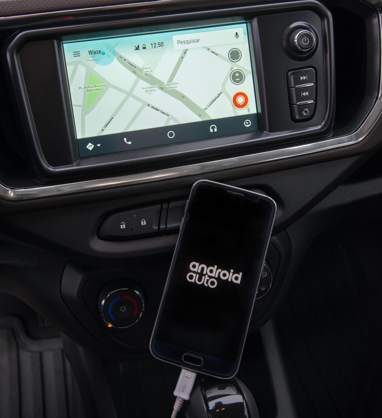 Conectividad Chevrolet Spin 2019
