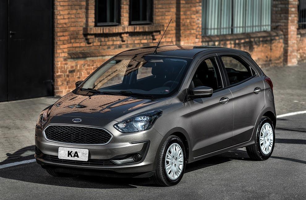 Con Ustedes El Nuevo Ford Ka Para Argentina Mega Autos