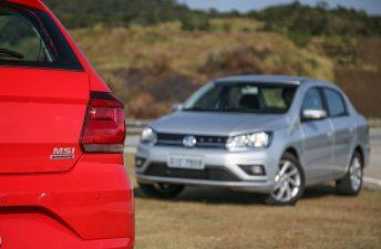 Volkswagen Gol y Voyage, con 110 CV y caja automática