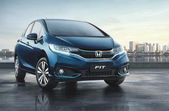 El regreso del Honda Fit: de Brasil y con más seguridad