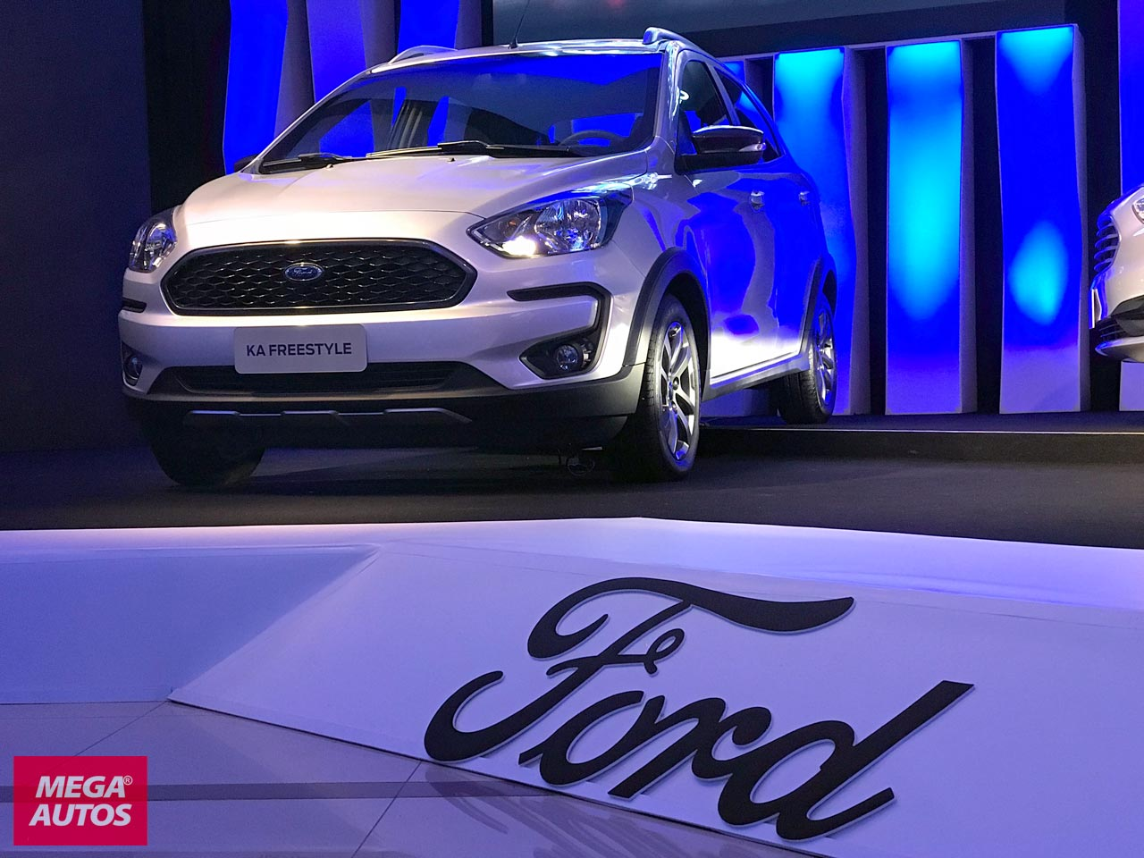Ford Ka Freestyle 2019